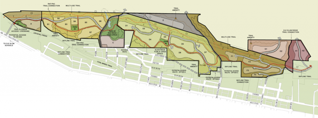 Cle Elum City Heights development