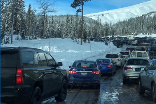 overcrowding in the cascades